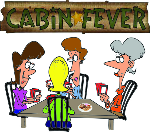 2020 Losh Cabin Fever Card Party